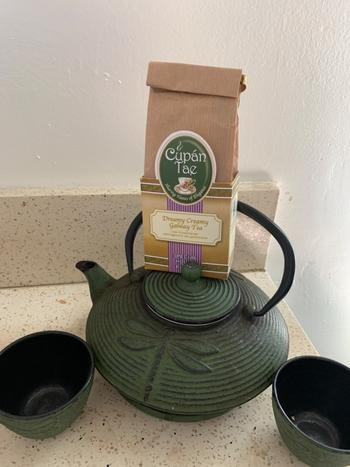 Cupán Tae Dreamy Creamy Galway Tea Review