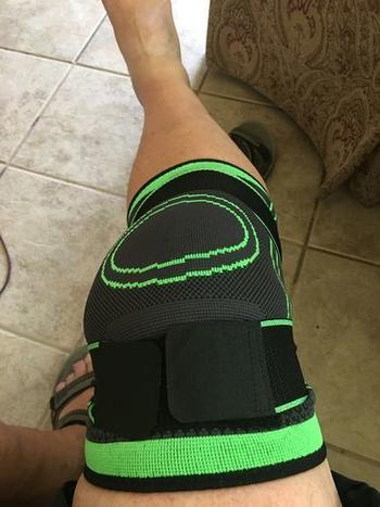 SNAPPYFINDS - Flex Action 360°™  Knee Compression Brace Review