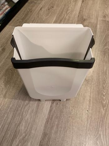 SNAPPYFINDS - CookPro™️ Smart Hanging Foldable Waste Bin Review