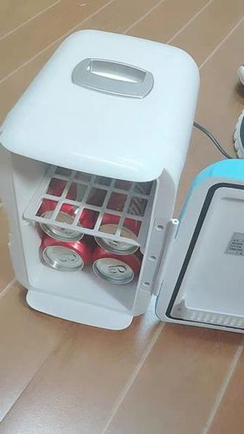 SNAPPYFINDS - Koolzone™ Convenient Mini Quick Fridge Review