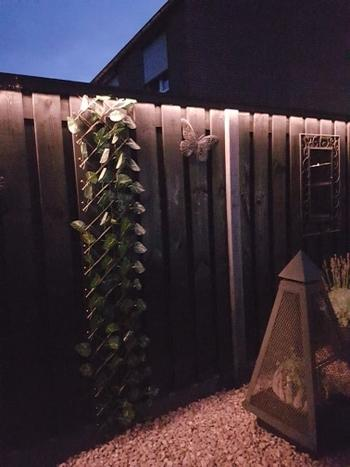 SNAPPYFINDS - Charm-Vine™  Expandable Faux Privacy Fence Review