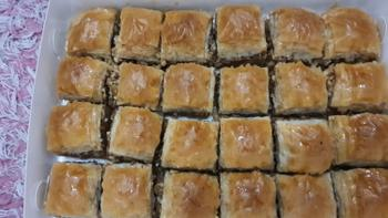 Authentic Turkish Baklava Turkish Baklava with Pistachio Review
