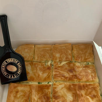 Authentic Turkish Baklava Cheese Borek Review