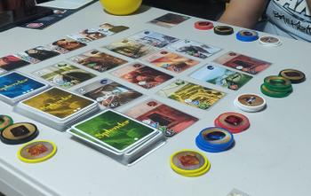 Gaming Library Splendor Review
