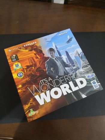 Gaming Library It's a Wonderful World Review