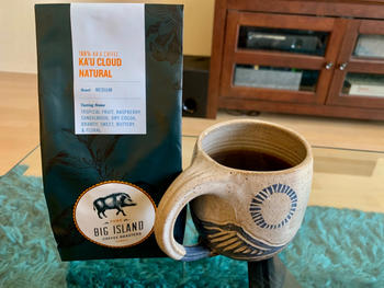 Big Island Coffee Roasters Ka'u Cloud Natural | 100% Kau Coffee Review