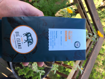 Big Island Coffee Roasters RESERVE: Yellow Bourbon | 100% Ka'u Coffee Review
