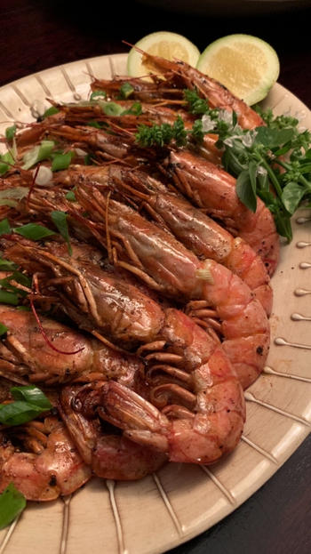 Caught Online Large Wild Caught Argentinian Prawns 750g Bag Review