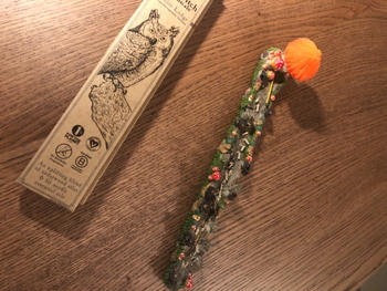 Sea Witch Botanicals All-Natural Incense: White Lodge - with Cedarwood Atlas & Fir Needle Essential Oils Review