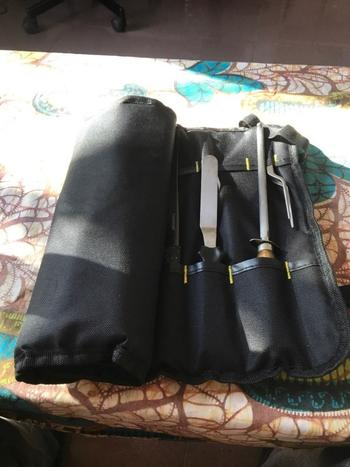 Vertoku Chef Knife Roll Bag Review