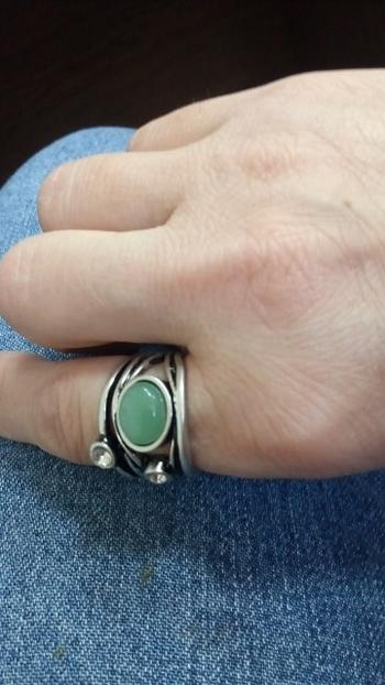 Healing Designed Prosperous Allure - Jade Ring Review