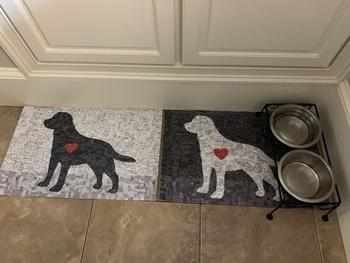 Carolina Creekhouse Black Labrador FloorFlat Review
