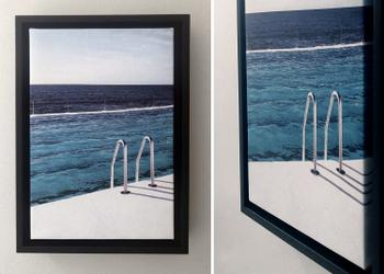 Print and Proper Bondi Icebergs Pool V - Art Print Review