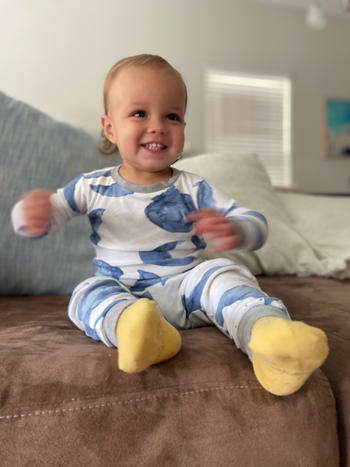 Foot Cardigan Boys' Moose Squirrel Review