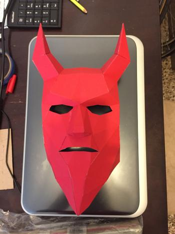 Wintercroft Devil Mask Review