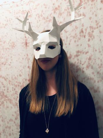Wintercroft Stag or Reindeer Half Mask Review