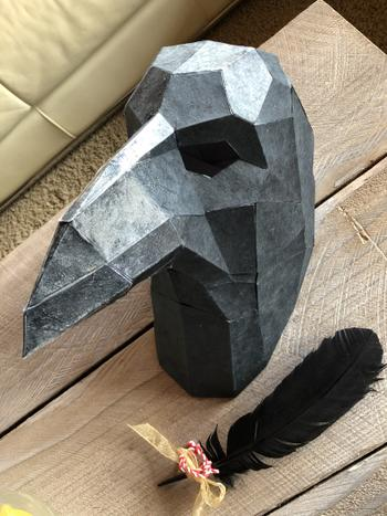 Wintercroft Crow Trophy Mask Review
