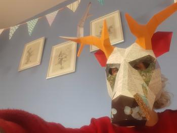 Wintercroft Stag Trophy Mask Review