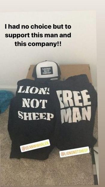 Lions Not Sheep Lions Not Sheep OG Hat (White / Black) Review
