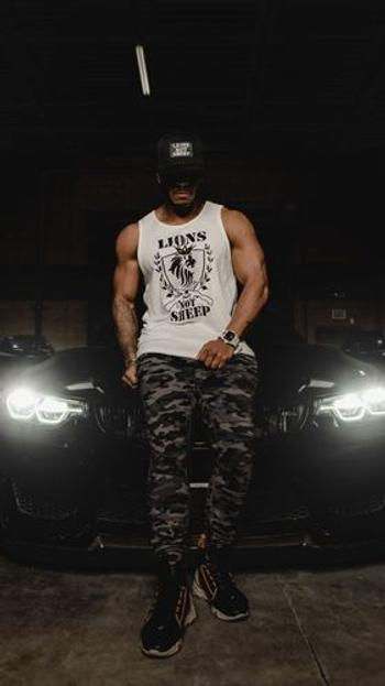 Lions Not Sheep LIONS NOT SHEEP RIFLE Mens Tank Review