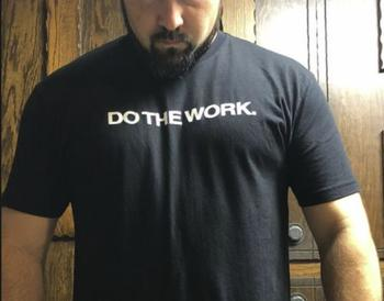 Lions Not Sheep DO THE WORK Tee Review