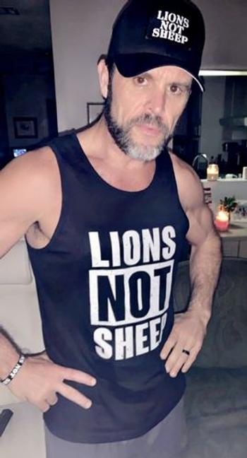 Lions Not Sheep STRAIGHT OUTTA LIONS NOT SHEEP Mens Tank Review
