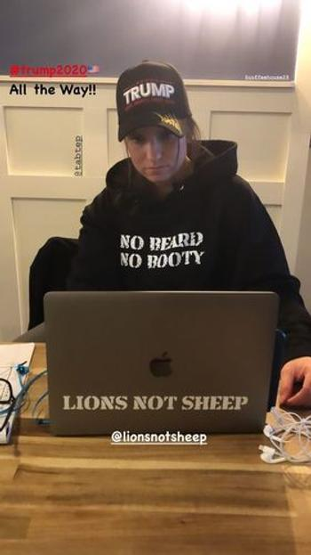 Lions Not Sheep NO BEARD NO BOOTY Pullover Unisex Hoodie Review