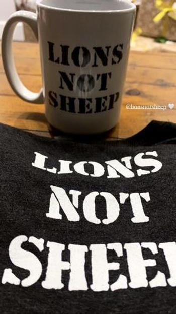 Lions Not Sheep Lions Not Sheep Tumbler Review