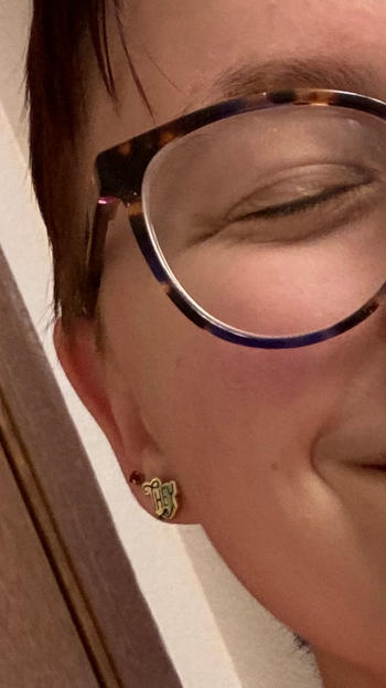Dissent Pins Pronoun Earrings Review