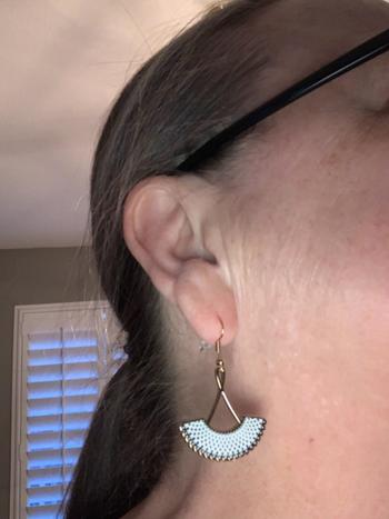 Dissent Pins RBG's Favorite Collar Drop Earrings Review