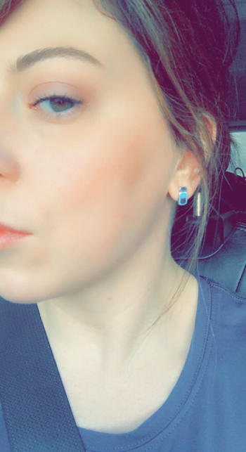 Dissent Pins Vaccine Vial Post Earrings Review