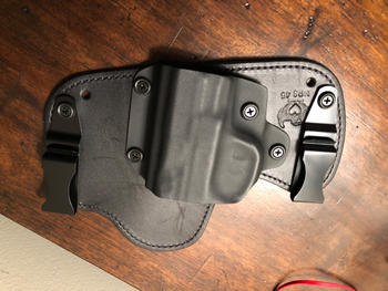 Flashbang Holsters Capone Holster Review