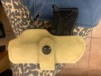 Flashbang Holsters Flashbang Teddy Review