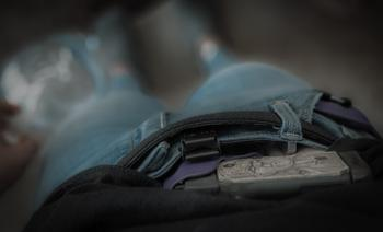 Flashbang Holsters Rustic Turquoise Slimline Wallet Review