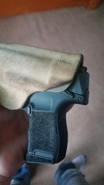 Flashbang Holsters Veronica Holster Review