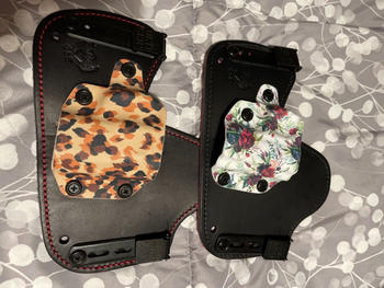 Flashbang Holsters Floral Geo Slimline Wallet Review