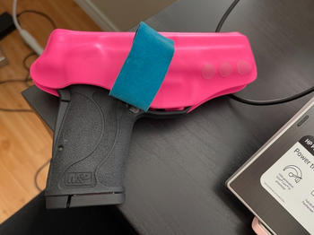 Flashbang Holsters Pastel Succulents Flashbang Holster Review