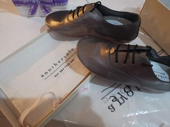 Anothersole INTL | Probably the best travel shoes Trixie II - Pewter Review