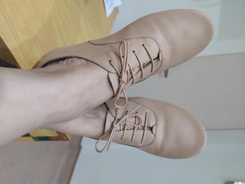 Anothersole INTL | Probably the best travel shoes Luisa II - Pebbled Nude Review