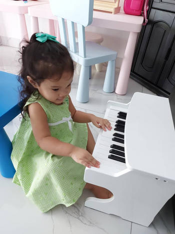 Ukunili Ukulele E-store Baby Mini Piano Review