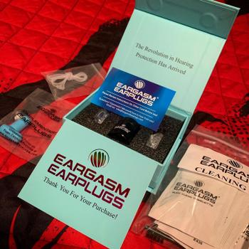 Eargasm Eargasm High Fidelity Earplugs: Electric Forest Edition 2020 Review