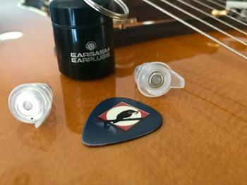 Eargasm Eargasm High Fidelity Earplugs: Transparent Edition Review