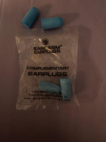 Eargasm Eargasm Foam Earplugs at Low Prices! Review