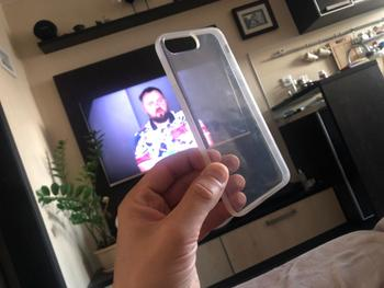 TrendyVibes.CO Anti-shock Frame Clear Transparent iPhone Case Review