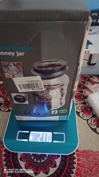 TrendyVibes.CO Digital LCD Counting Coin and Money Jar Review