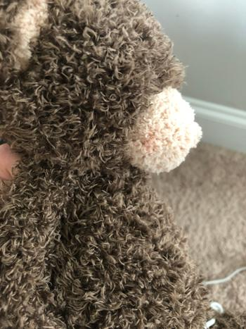 Bunnies By The Bay Cubby the Bear Review