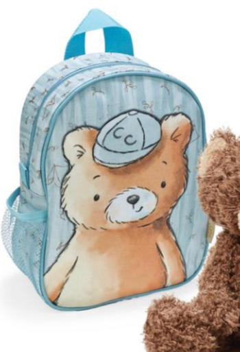 Bunnies By The Bay Cubby the Bear Backpack Review