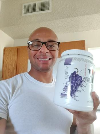 Vitargo Online Store Grape 20 Scoop Review