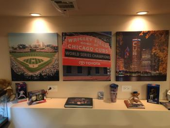 Panel Wall Art Chicago Cubs Multi Panel Sets Review