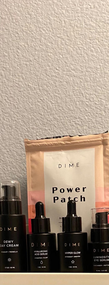 DIME Beauty Serum Set Review
